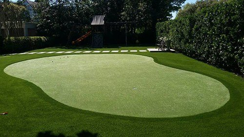 Putting Green Installation In Phoenix Az Artificial Grass