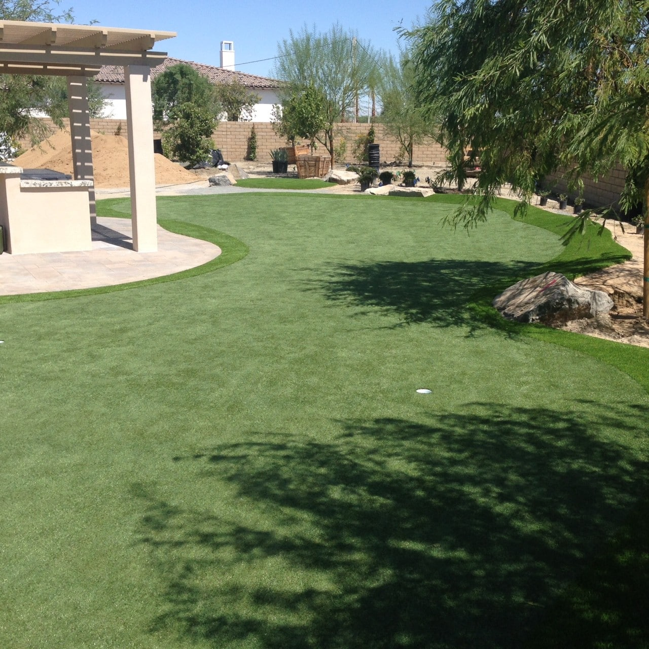 How Much Does A Backyard Putting Green Cost 28 Images 25 Best Ideas About Backyard Putting