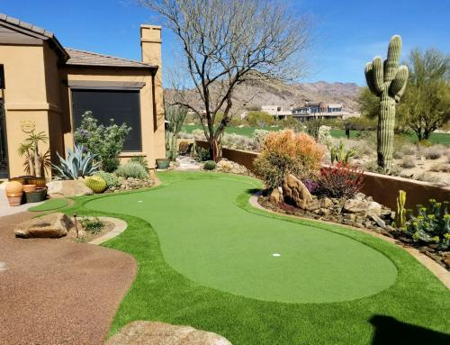 DC Ranch Private Putting Green