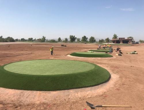 Phil Mickelson's design is complete, and construction is underway at new ASU Golf Team Complex!