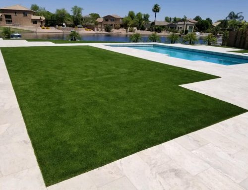 Does an Artificial Lawn Get Hot?